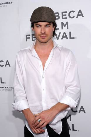 """Vampire Diaries Star Ian Somerhalder Went on a """"Hot Date"""" With WHO?"""