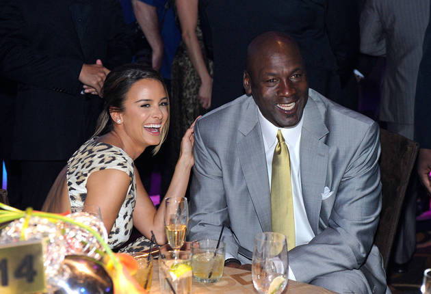 Michael Jordan and Wife Yvette Prieto Expecting First Child (UPDATE: It's Twins!)