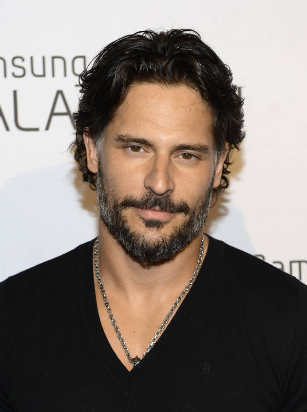 Win Swag Autographed by Joe Manganiello — Like True Blood DVDs and His New Book, Evolution!