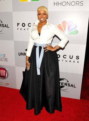 """NeNe Leakes Designs Clothes For """"Curvy Girls"""""""