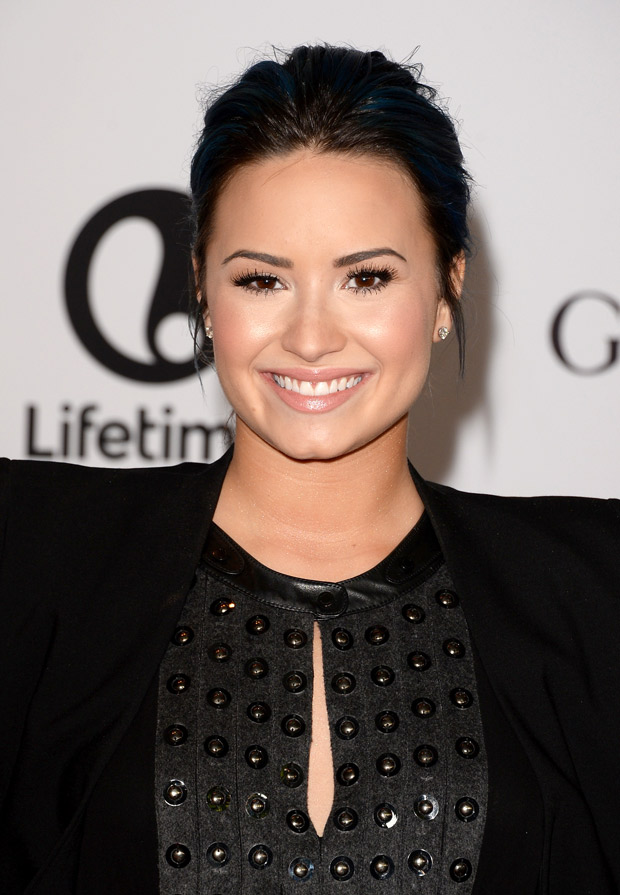 "Demi Lovato Jokes About Plastic Surgery: ""I Should Get a Boob Job"" (VIDEO)"