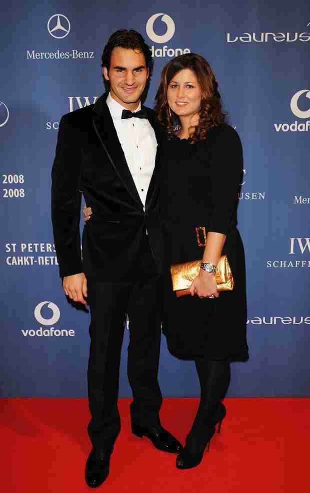 Roger Federer and Wife Mirka Expecting Baby Number Three!