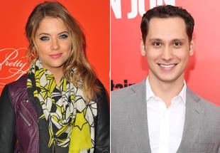 Is Ashley Benson Making Out With Matt McGorry in New Indie Film?