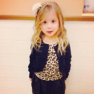 Chelsea Houska's Daughter Aubree Looks Adorable For Her Christmas Recital!