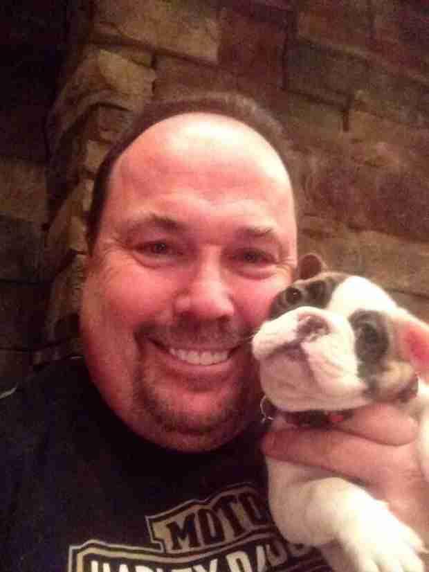 Chelsea Houska Buys Dad Randy a Dog For Christmas (PHOTO)