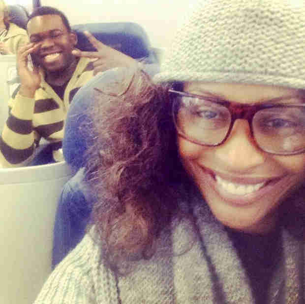 Cynthia Bailey Goes on Vacation With NeNe Leakes and Her Family (PHOTO)