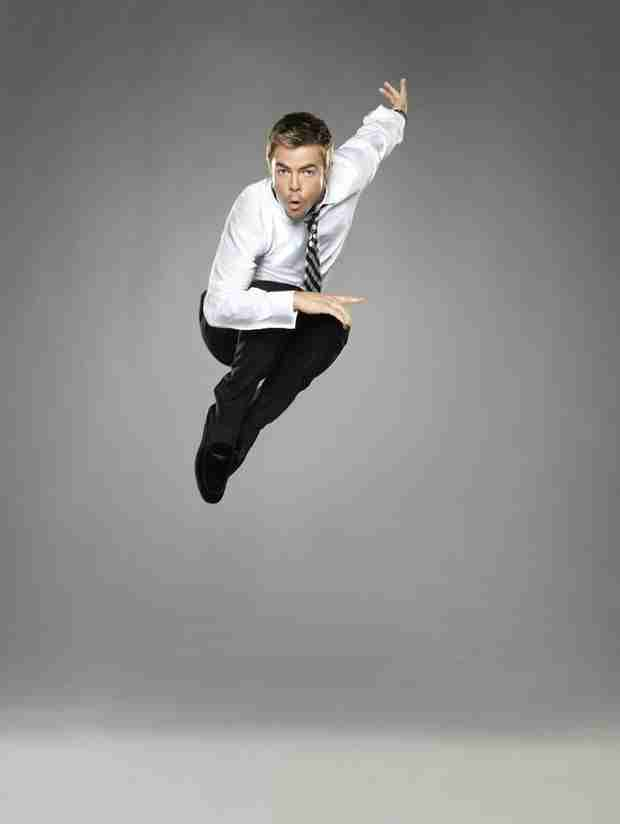 Derek Hough Joins Dancing With the Stars Cruise — With Tristan MacManus, Sharna Burgess, Emma Slater, Kym Johnson