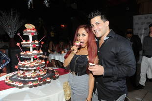 Inside Snooki's 26th Birthday Party with Fiancé Jionni!