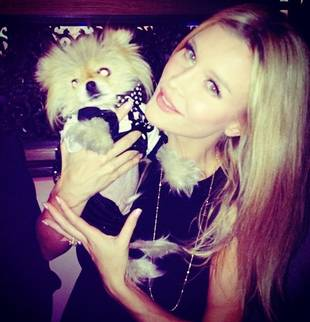 Miami Housewife Joanna Krupa Talks Protesting Against Kardashian-Owned Dash For Selling Fur Vests