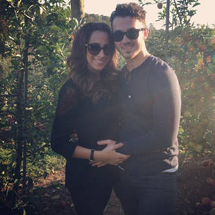 When Is Pregnant Danielle Jonas Due?