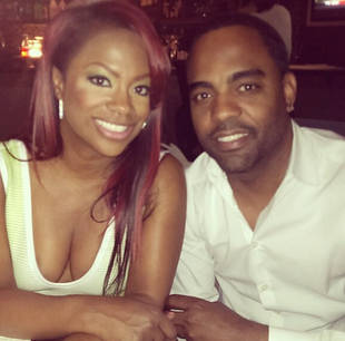 "Kandi Burruss Sends Sweet Message to Todd Tucker: ""I'll Be Your Backbone"""