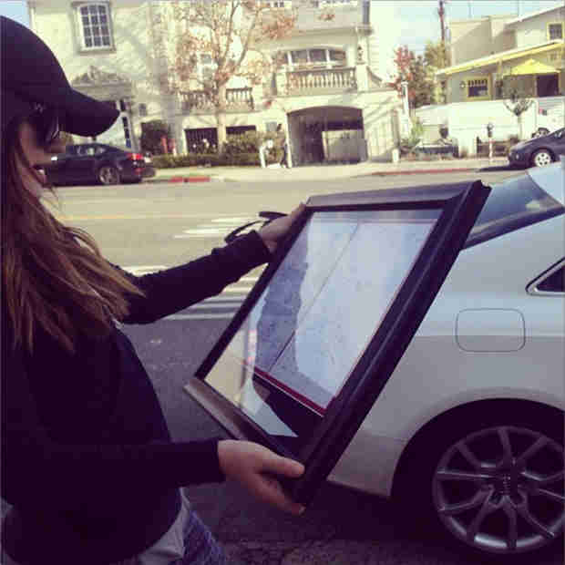 Pretty Little Liars Star Lucy Hale Receives the Best Gift Ever — What Was It? (PHOTO)