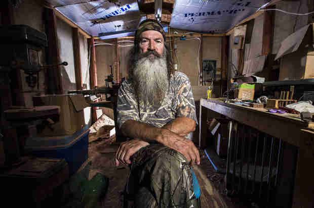 Duck Dynasty Star Phil Robertson's Suspension is Over — Report