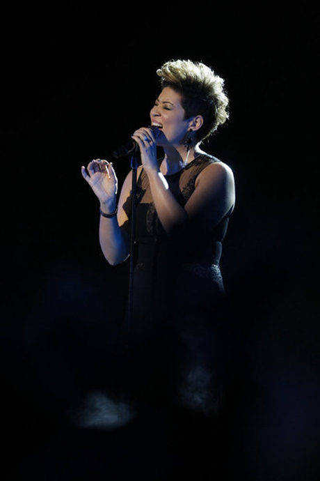 """The Voice's Tessanne Chin: Sad News From Home Nearly """"Sidelined Me"""""""