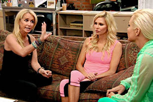 """Kim Richards: Brandi Glanville Was """"Out-of-Line"""" in Palm Springs"""
