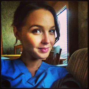 Grey's Anatomy's Camilla Luddington Reveals First Kiss, Current Girl Crush, Favorite Cocktail, and More!