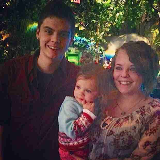 Catelynn Lowell Shares Adorable Christmas Flashback Photo of Carly!