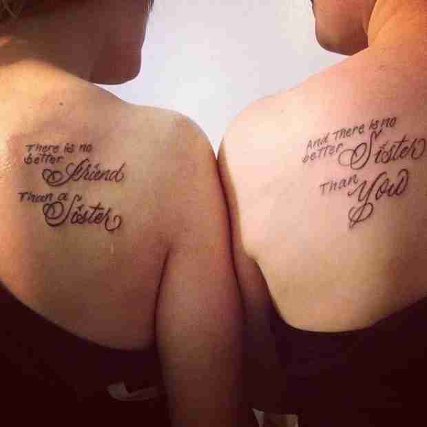 Teen Mom 3's Katie Yeager and Her Sister Get Matching Tattoos! (PHOTO)