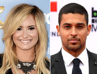 Inside Demi Lovato and Wilmer Valderrama's Late Night Meetup!