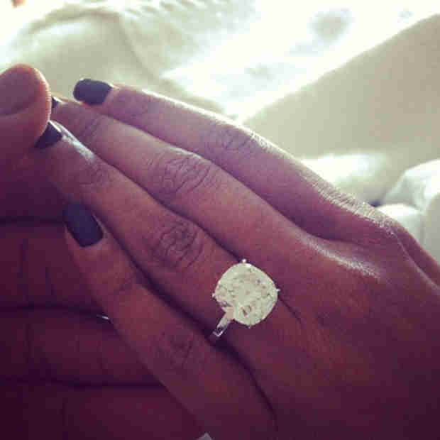 Gabrielle Union's Huge Engagement Ring Is Worth HOW Much?