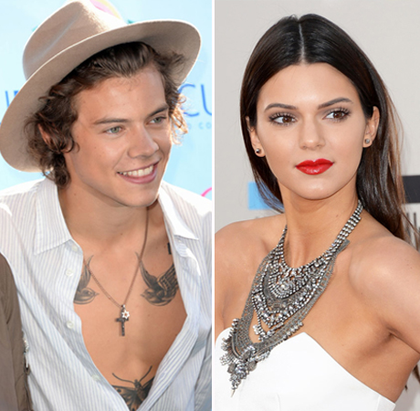 Harry Styles Flies to Meet Kendall Jenner at Her London Hotel — Report