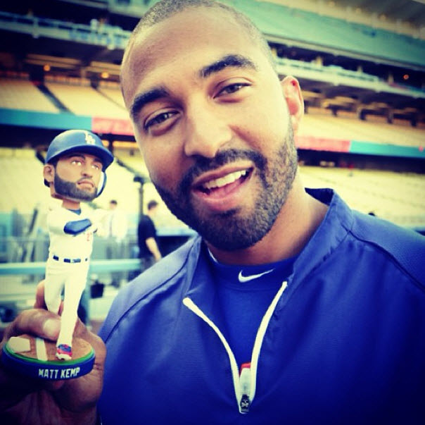 Matt Kemp: I'm NOT Dating Khloe Kardashian!