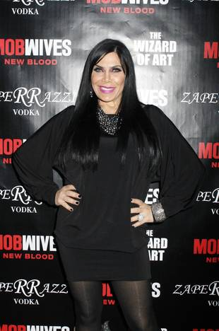 """Mob Wives: New Blood's Renee Graziano on New Season: """"New Bulls—t and New Drama"""" — Exclusive"""