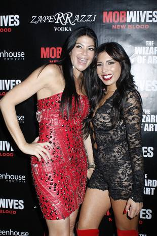 Mob Wives' New Blood Natalie Guercio and Alicia DiMichele Spill On New Season — Exclusive