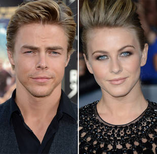 Derek Hough vs. Julianne Hough: Which Dancing With the Stars Pro Is Older? (PHOTO)
