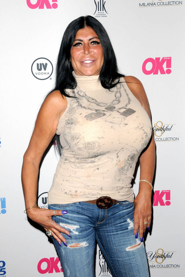 Big Ang: 5 Things You Didn't Know About the Mob Wives Favorite
