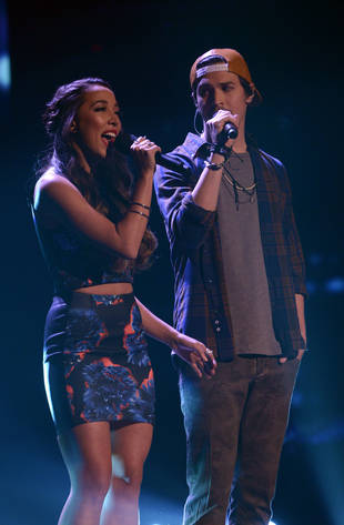 Did Alex & Sierra Get Engaged During The X Factor Finale?