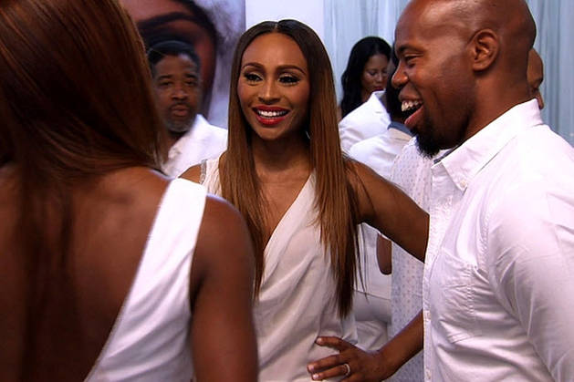 Cynthia Bailey Talks Recovery From Uterine Fibroids (VIDEO)