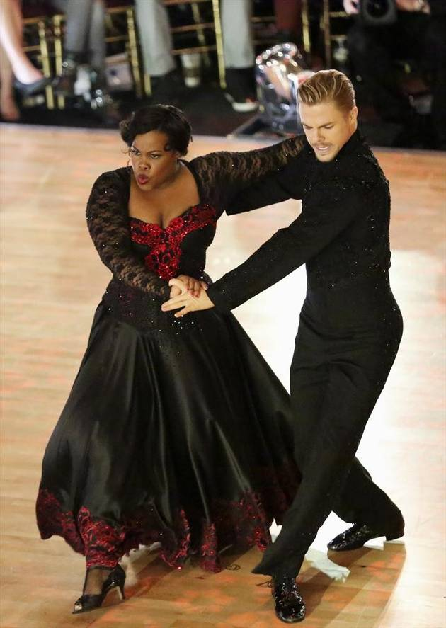 Dancing With the Stars 2013: Amber Riley's 5 Best Dances