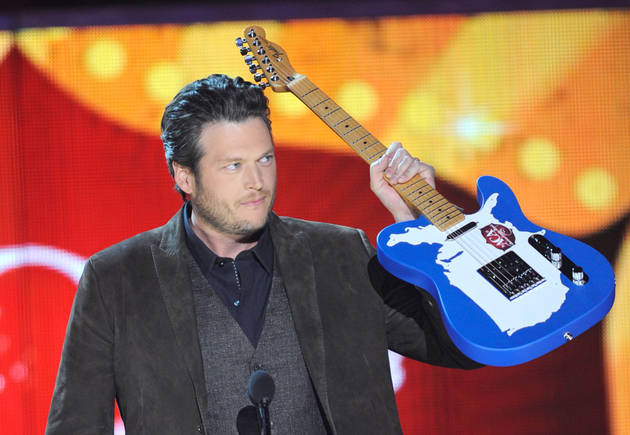 American Country Awards 2013 Nominees — Taylor Swift, Blake Shelton, and Florida Georgia Poised to Win Big