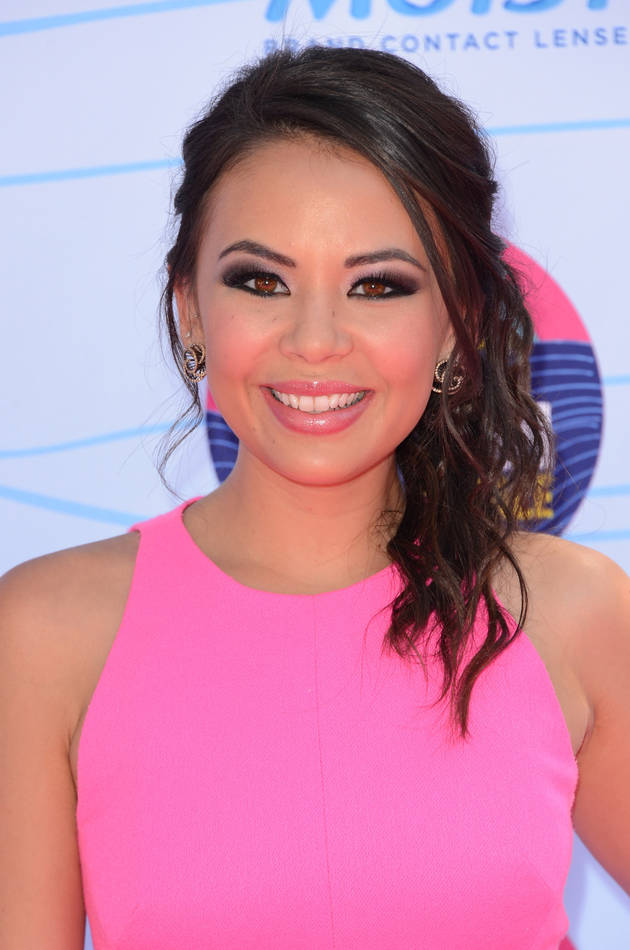"""Pretty Little Liars Star Janel Parrish: """"I Can't With the Hateful Comments"""""""