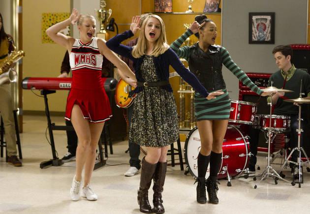 Dianna Agron, Heather Morris Returning to Glee! Naya Rivera and Cast React