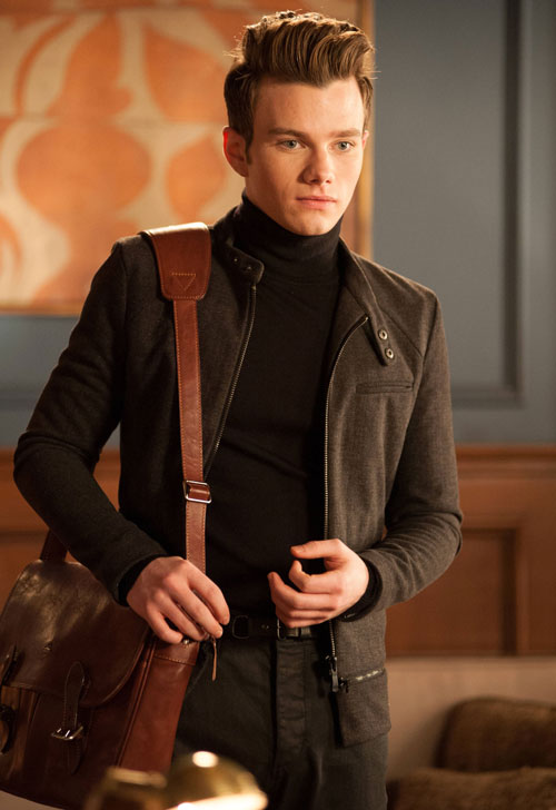 Glee's 100th Episode: What Song Does Chris Colfer Want to Sing?