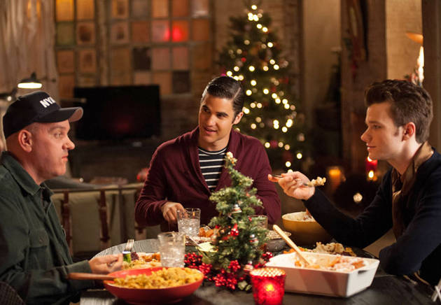 """Logic Fails in Glee Season 5, Episode 8: """"Previously Unaired Christmas"""" — No Brittany?!"""