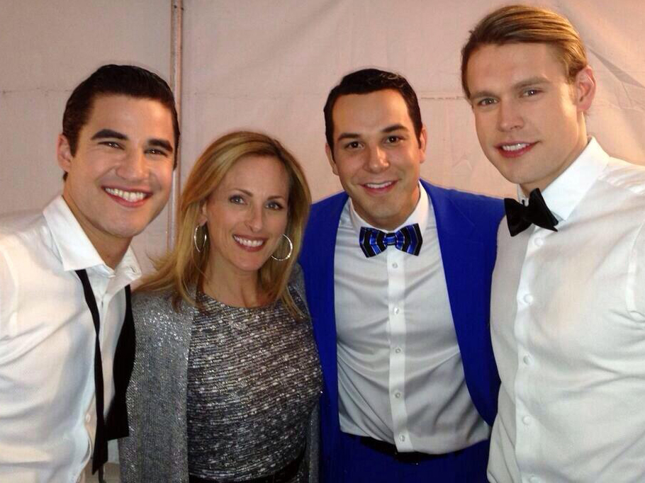 Glee Spoiler: Dancing With the Stars Vet to Guest Star as Nationals Judge
