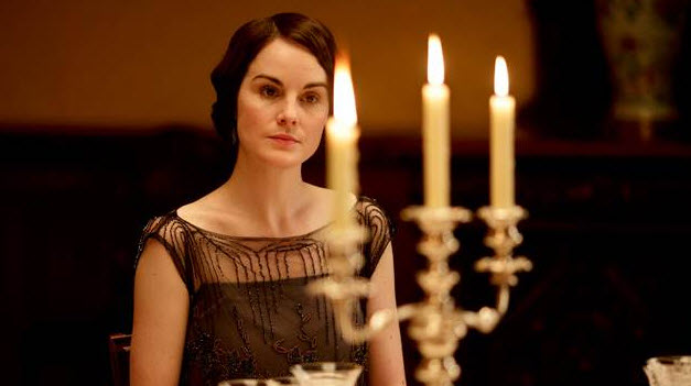 Downton Abbey: What Happens to Lady Mary in Season 4?