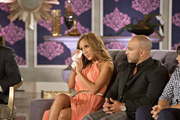 New Real Housewives of New Jersey Feud? Melissa Gorga and New Housewife Amber Marchese Fighting — Report