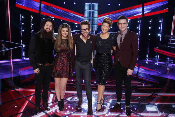 The Voice Season 5: Who Will Make The Top Three?
