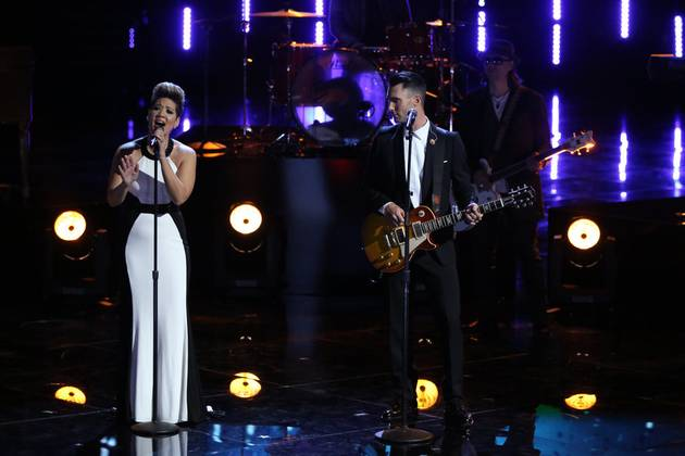 Watch Tessanne Chin and Adam Levine Sing The Voice 2013 Live Shows, Dec. 16, 2013 (VIDEO)