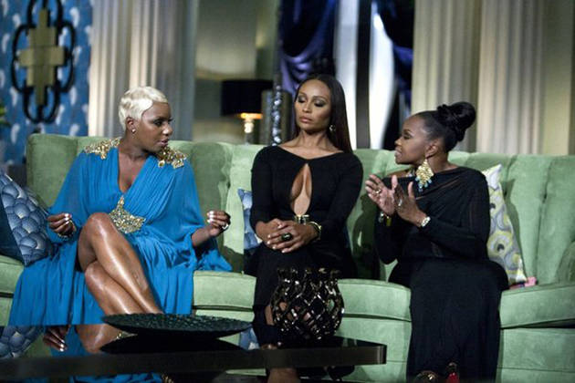 NeNe Leakes Slams Phaedra Parks, Insinuates Her Kids Could Wind Up in Jail!