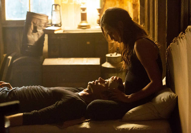 The Originals Spoilers: Will Elijah and Hayley Finally Share Their First Kiss?