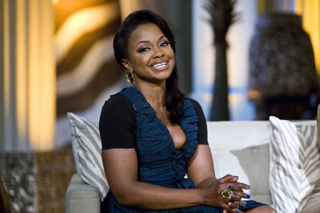 Tyler Perry Catches Phaedra Parks in a Lie: We've Never Met! (VIDEO)
