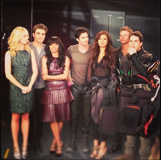 """The Vampire Diaries Cast Plays """"Who Said It"""" — Which Stars Know Their Lines? (VIDEO)"""