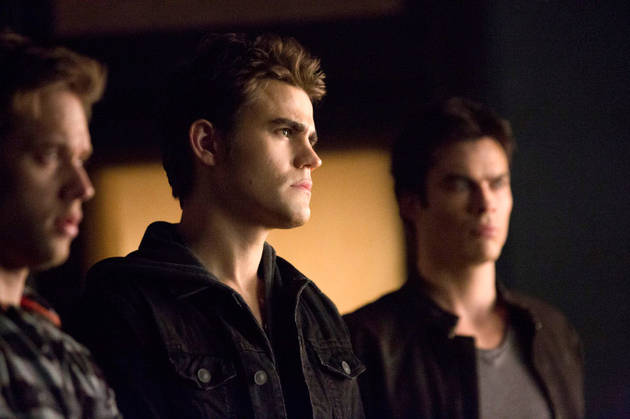 "The Vampire Diaries Promo: Season 5, Episode 10 — ""Fifty Shades of Grayson"" (VIDEO)"