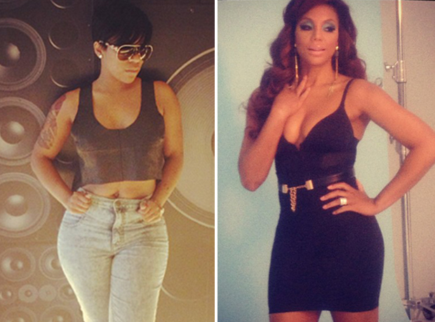 Tamar Braxton Wins Big at Soul Train Awards, Receives Truce From K. Michelle!