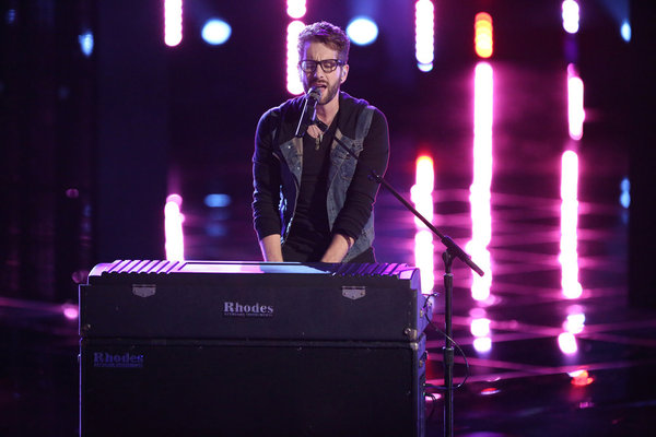 """Will Champlin """"Fought Really Hard"""" Against Some Adam Levine Song Choices"""